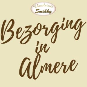 Bezorging in Almere
